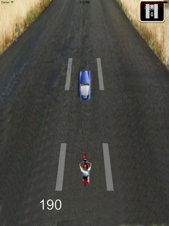 Bike Rivals Race HD Pro - Fun Motorcycle Racing screenshot 10