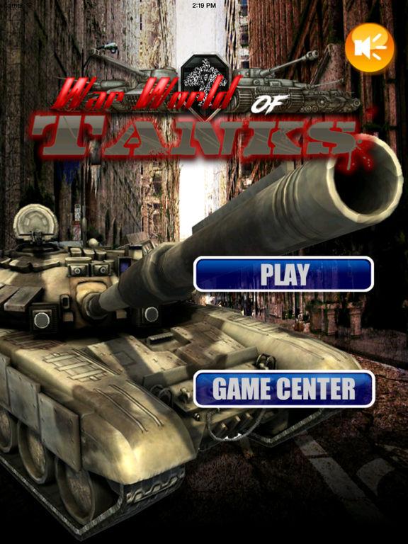 A War World Of Tanks - Simulator Machine Game screenshot 6