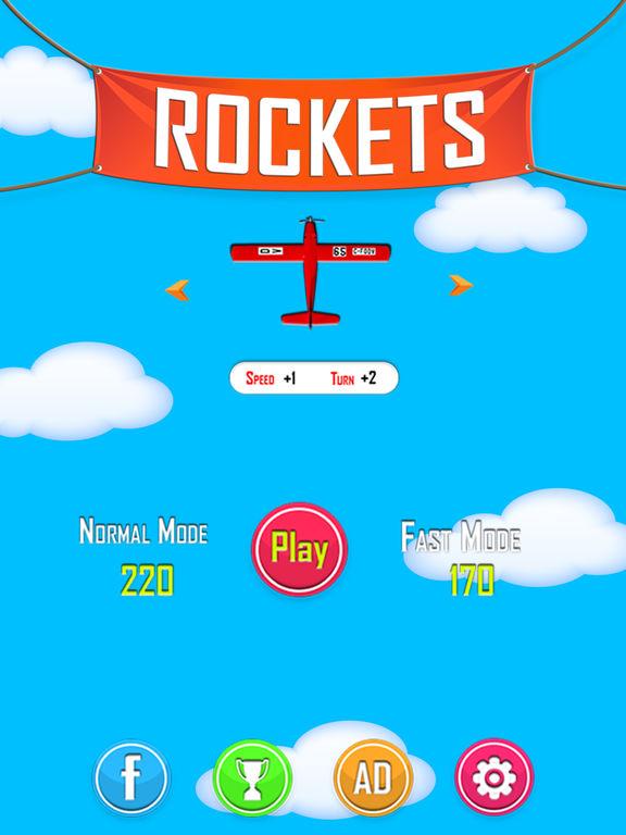 Plane Missiles Defence screenshot 4
