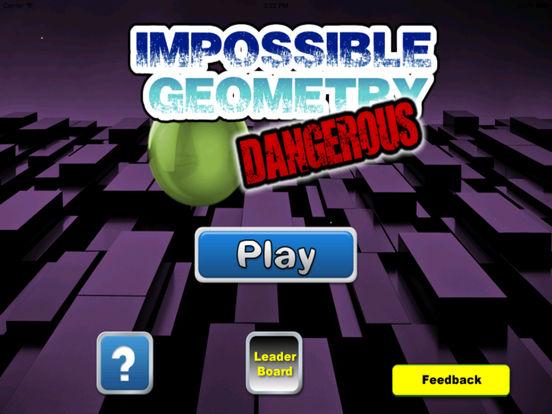 A Impossible Geometry Dangerous Pro - A Crazy Game Balls screenshot 6