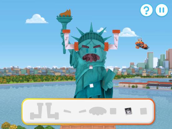Go Jetters: Fix That Glitch screenshot 8