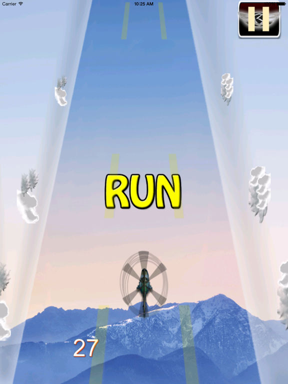 Chase Iron Flight - Adrenaline Driver Game screenshot 8