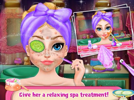 Princess Doll Hair Style screenshot 6