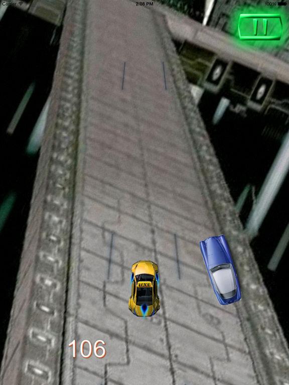 A Crazy Parking PRO - A Vegas Taxi Race screenshot 10
