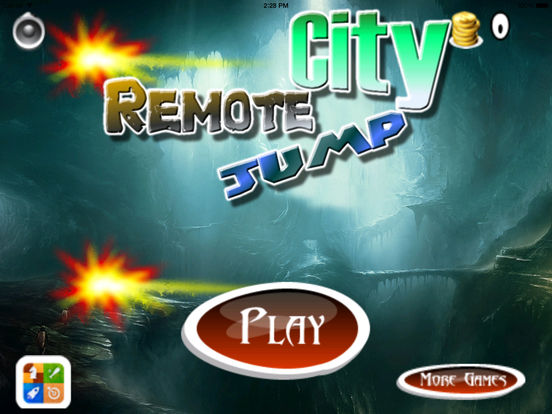 City Remote Jump PRO - Flying Chase Amazing screenshot 6