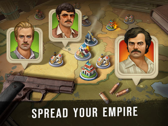 Narcos: Cartel Wars & Strategy screenshot 8