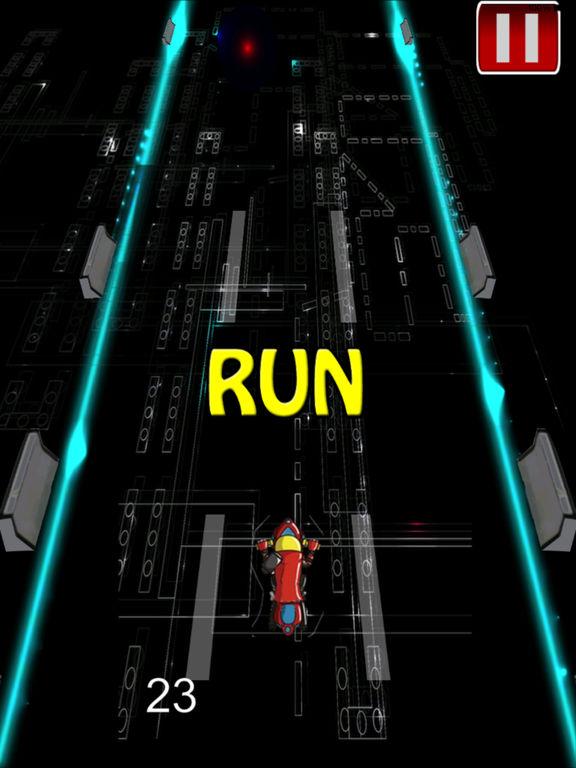 A Smoke Fast Bike PRO - Games Deadly Race screenshot 8