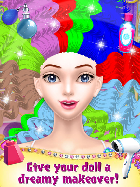 My Little Baby Doll Makeover screenshot 9