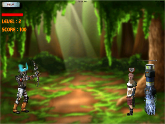 Amazing Snake Ninja Pro - Bow and Arrow Game screenshot 10