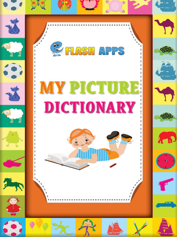 Kids Picture Dictionary: educational app for children to ...