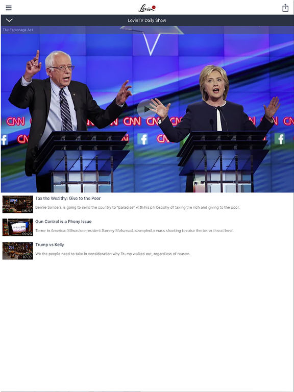 BlazeTV: The Uncensored Truth screenshot 4