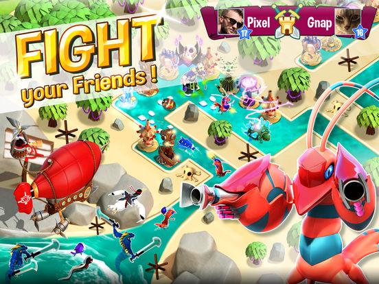 Sand Wars screenshot 5
