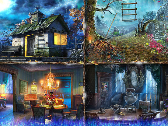 Contract With The Devil Hidden Object Adventure screenshot 7
