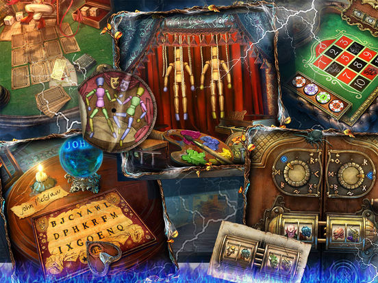 Contract With The Devil Hidden Object Adventure screenshot 9