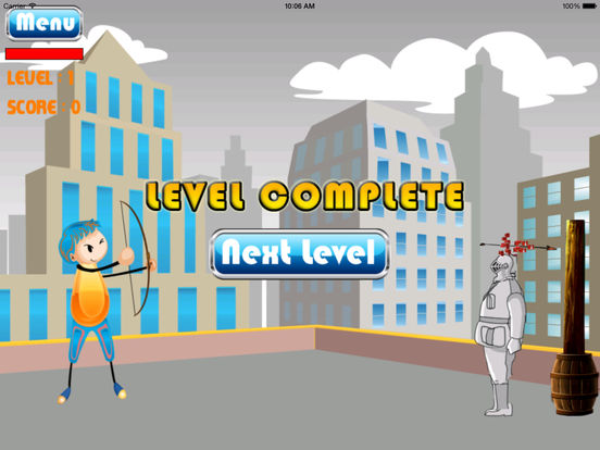 A Girl Shoot - Archery Shooting Game screenshot 8