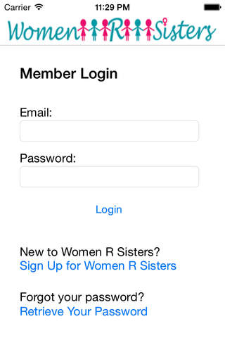 WomenRSisters - náhled