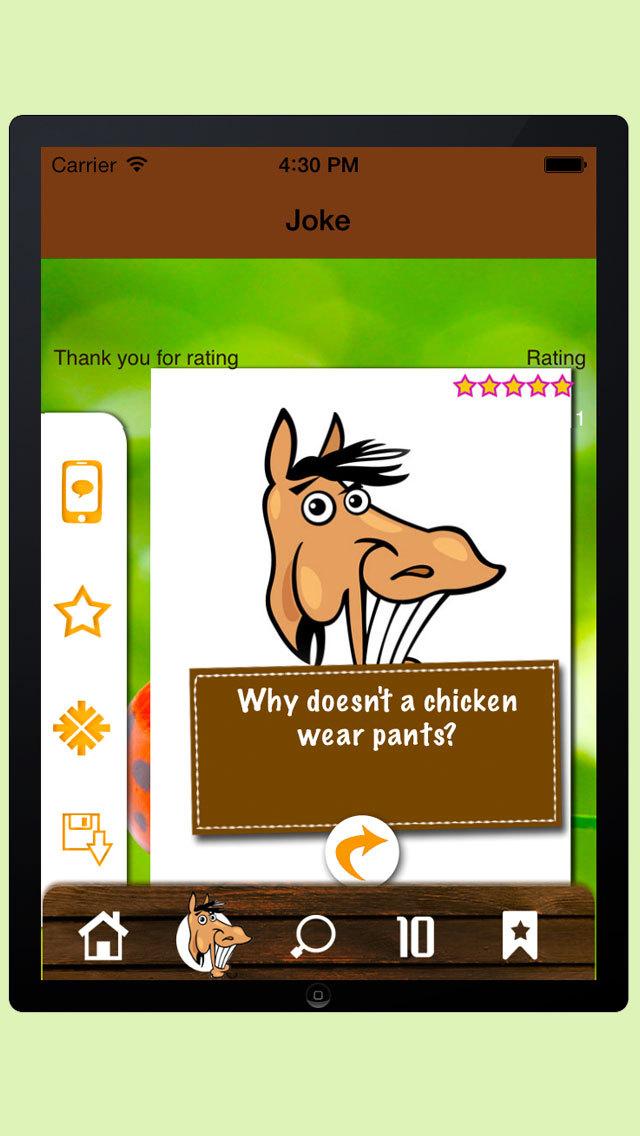 Animal Jokes for Adults - So funny! screenshot 3