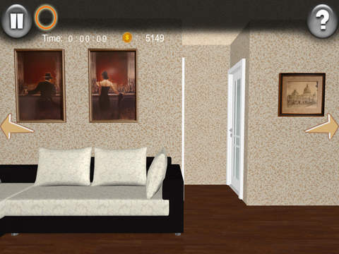 Can You Escape 10 Fancy Rooms IV screenshot 6