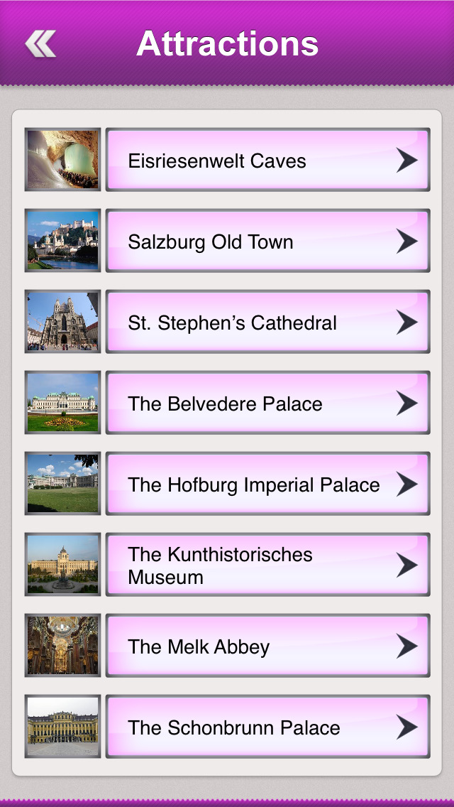 Austria Travel Guide screenshot 3