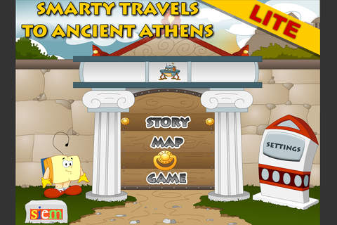 Smarty travels to Ancient Athens LITE - náhled
