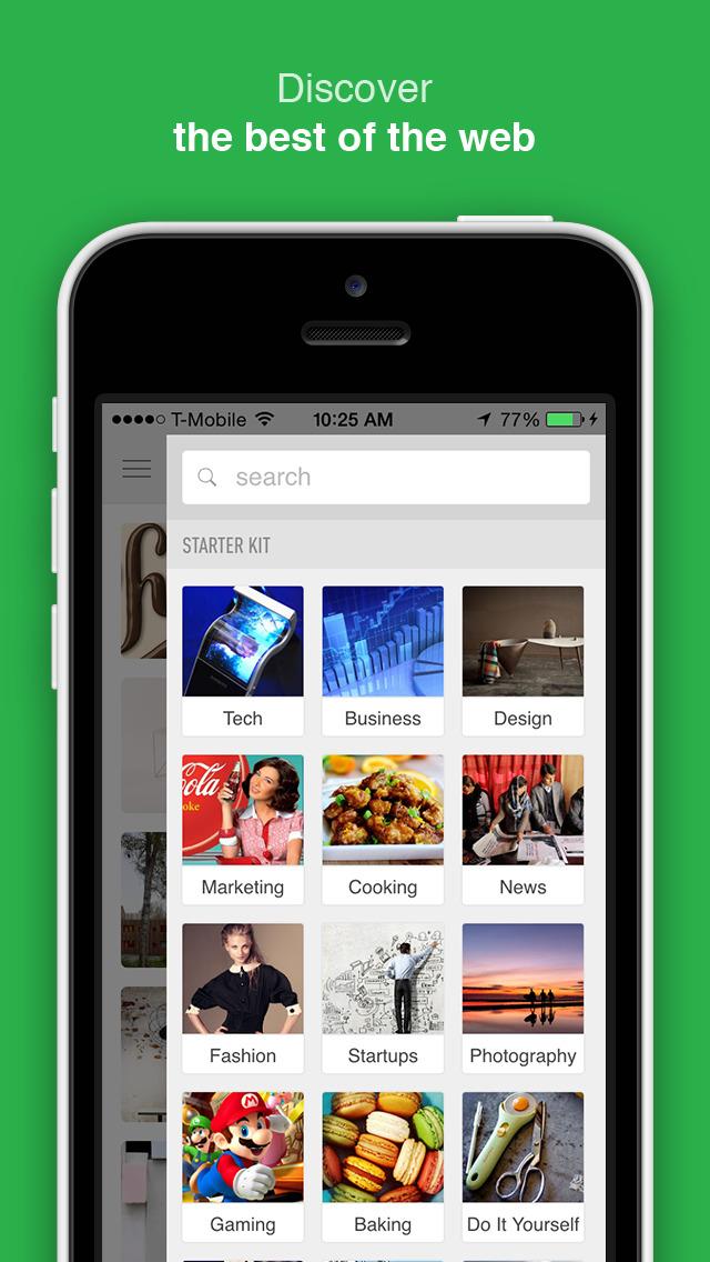 Feedly - Smart News Reader screenshot 5