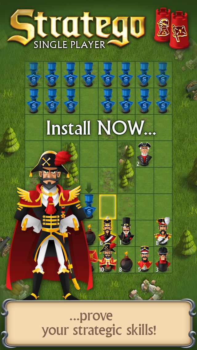 Stratego ® Single Player screenshot 5