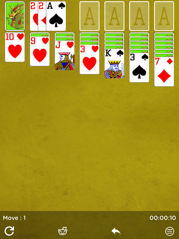 Solitaire Classic™ screenshot 4