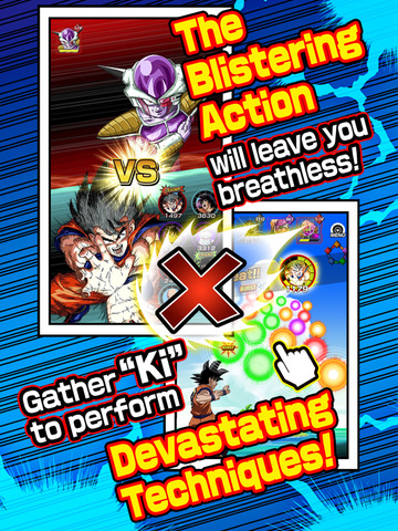DRAGON BALL Z DOKKAN BATTLE screenshot 7