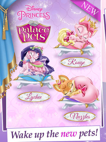 Disney Princess Palace Pets screenshot 6
