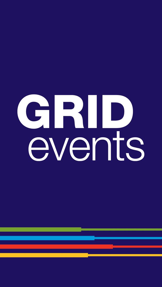 GRID Events screenshot 1