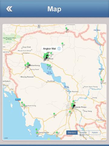 Cambodia Essential Travel Guide screenshot 9