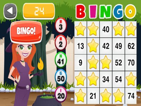 Bingo Witch: Cauldron of Riches Jackpot - FREE Edition screenshot 7