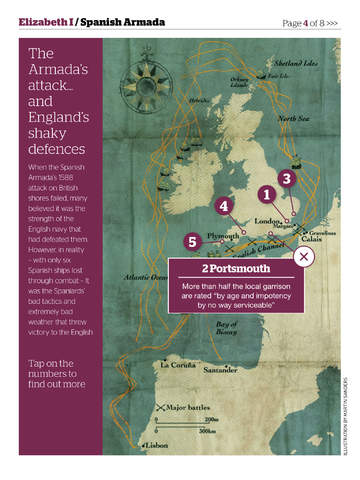 The Story of The Tudors – from the makers of BBC History Magazine screenshot 10
