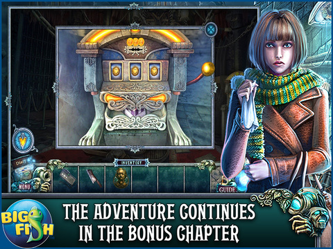 Fear For Sale: Nightmare Cinema HD - A Mystery Hidden Object Game (Full) screenshot 4