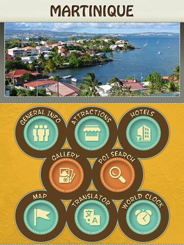 Martinique Essential Travel Guide screenshot 7