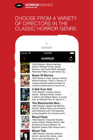 Fizzlefilm Horror – Watch Classic Movies - náhled