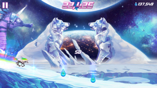 Robot Unicorn Attack 2 screenshot 3