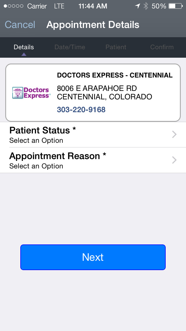 iTriage - Health, Doctor, and Symptoms search screenshot 5