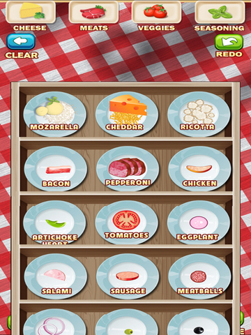 Awesome Pizza Pie Fast Food Restaurant Party Maker screenshot 7