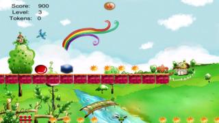 Free Platform Game Addictive Rolling Balls screenshot 2