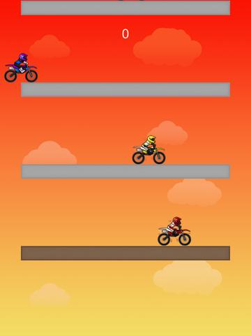 Motorcycle TAP TAP screenshot 7