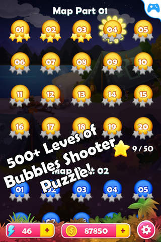 Bubbles Shooter - náhled