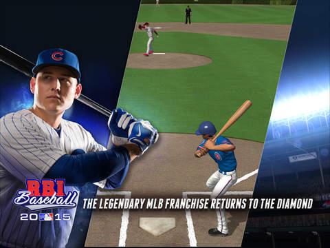 R.B.I. Baseball 15 screenshot 6