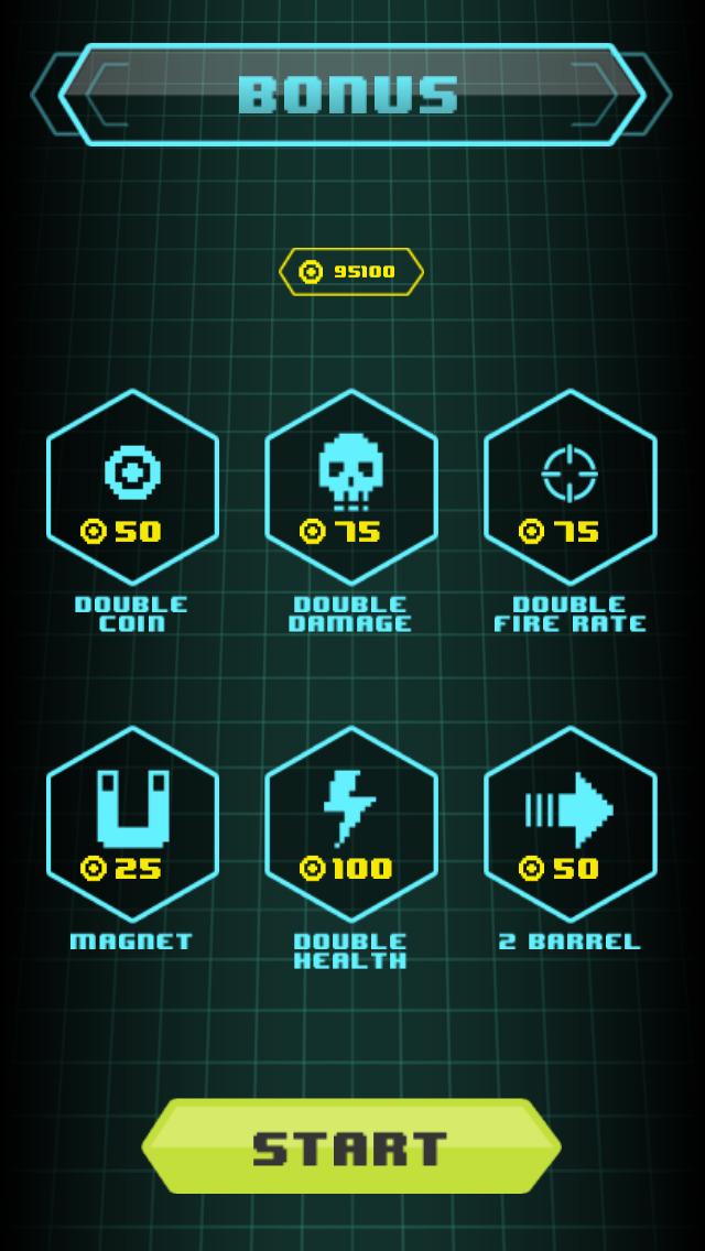 Retro Grid screenshot 3