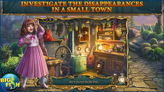 Haunted Legends: The Stone Guest - A Hidden Objects Detective Game screenshot 2