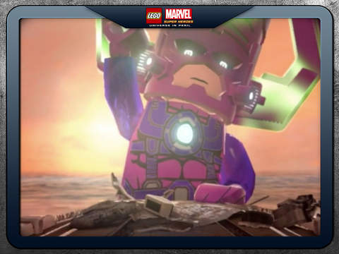 LEGO® Marvel Super Heroes screenshot 8
