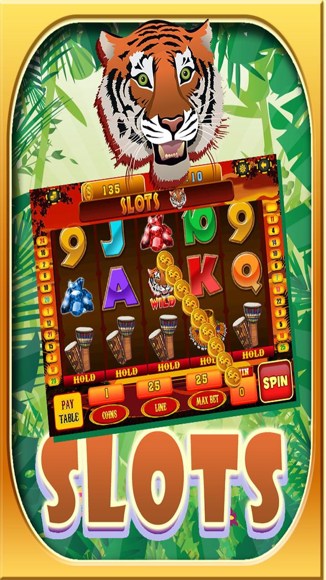 Ace Slots Safari Journey Free screenshot 1