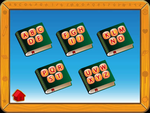WORDZ Club Alphabets Words screenshot 1