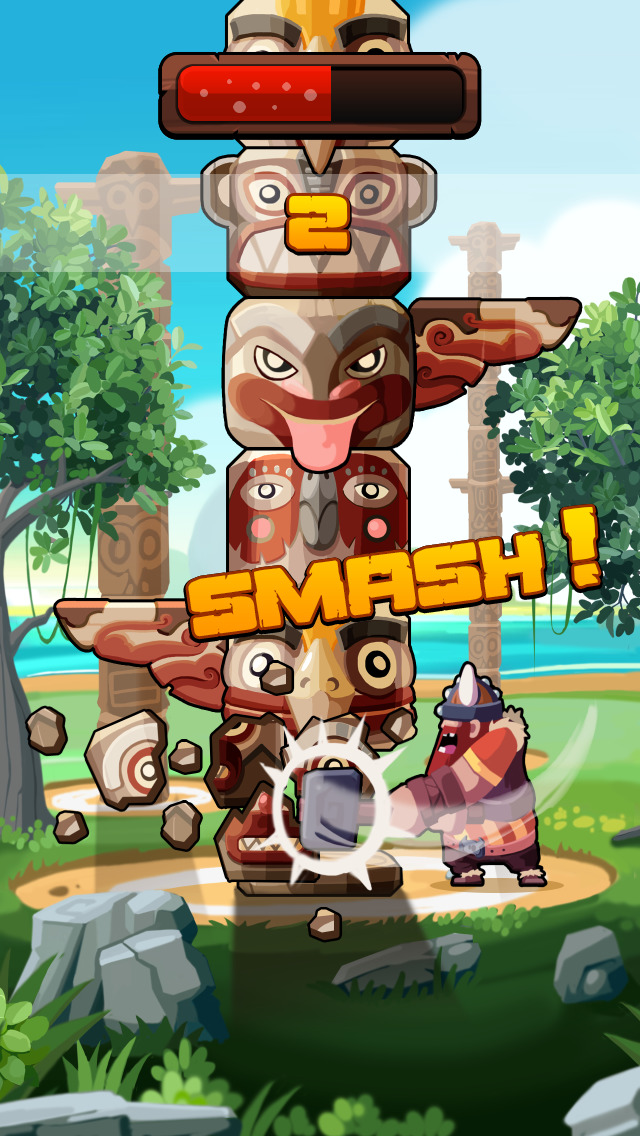 Totem Smash screenshot 5