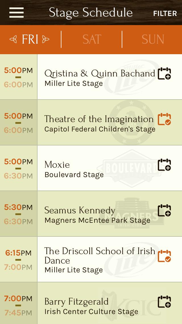 KC Irish Fest screenshot 2